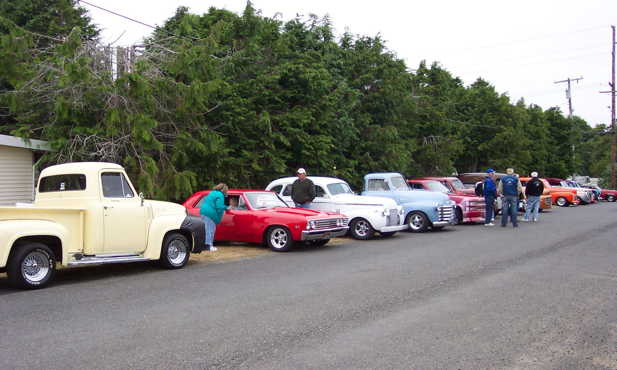 Eastside Street Rod Association